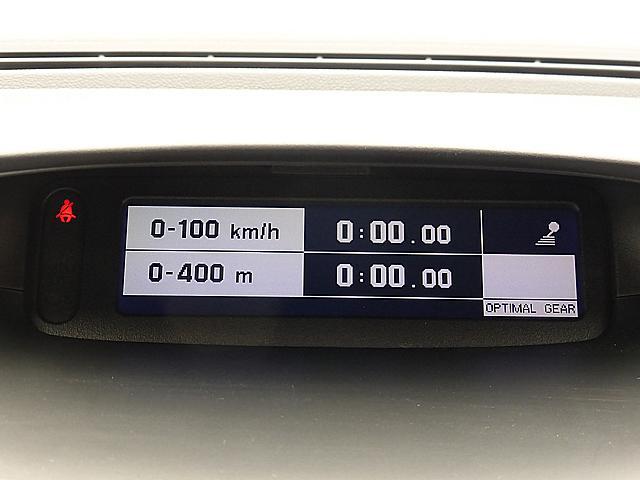 加速タイム計測モード