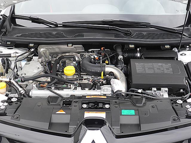ニュルブリンク北コースを、2014年当時、FF市販車最速タイムを叩き出したF4Rエンジン