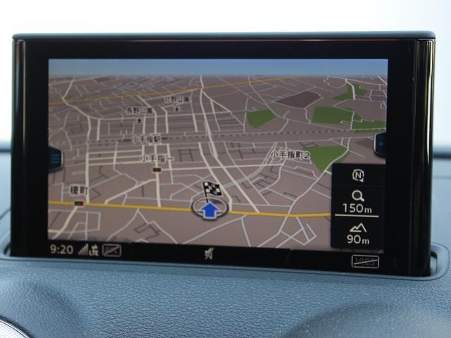 MMIナビゲーションシステム搭載。バンパーセンサーとリヤカメラを装備しております。