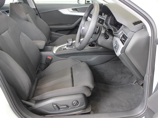 適度な硬さで長時間の運転でも疲れにくいシート設計です。