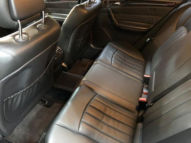 C32 AMG シートヒータ AMGホイールD車 DVDナビ(11枚目)