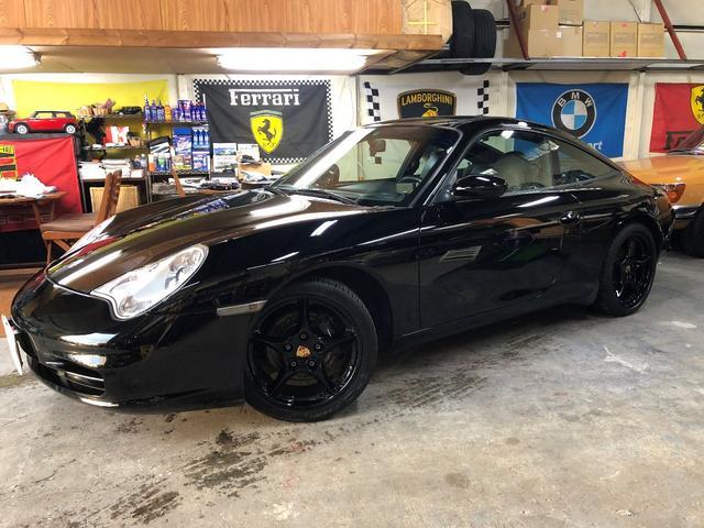911タルガTP ディーラー車 記録簿付(3枚目)