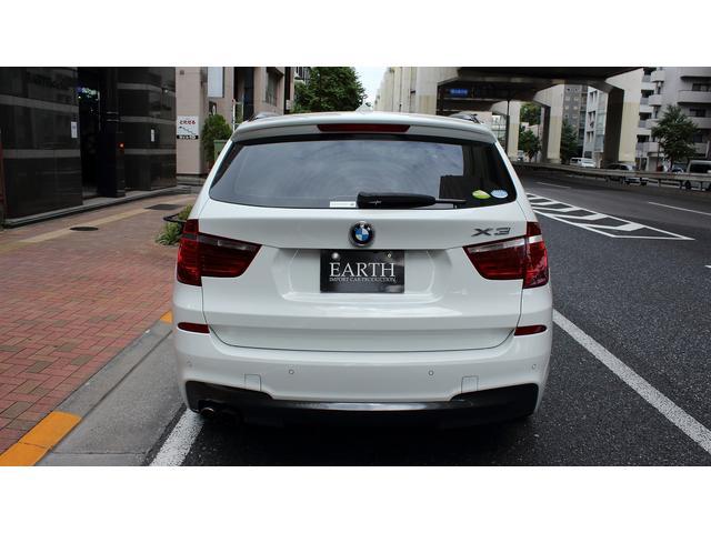 BMW BMW X3 xDrive 35i Mスポーツパッケージ パノラマSR
