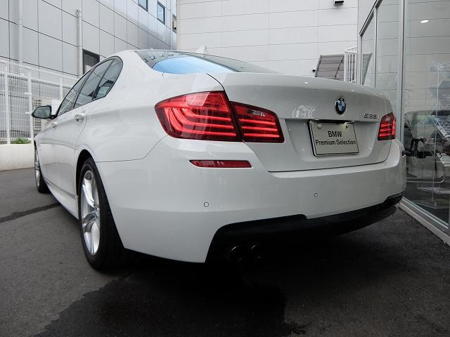 BMW BMW 523i Mスポーツ2年保証付 ACC 地デジ Bカメラ