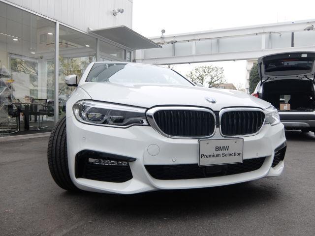BMW BMW 523d Mスポーツ 2年保証付 ブラックレザー