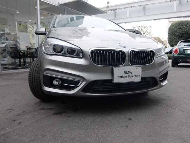 BMW BMW 218iグランツアラー ラグジュアリー 2年保証付