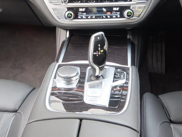 740d xDrive Mスポーツ2年保証付 黒革(18枚目)