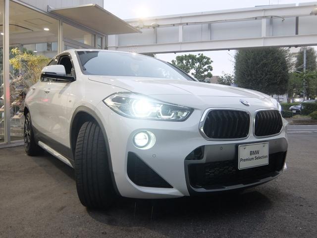 「BMW」「BMW X2」「SUV・クロカン」「東京都」の中古車5