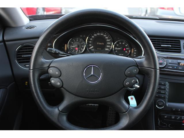 メルセデス・ベンツ M・ベンツ CLS350 左ハンドル SBC廃止モデル サンルーフ 黒革