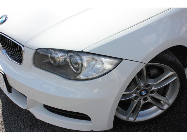 BMW BMW 135i 6MT アインザッツマフラー 全車検時Dラー記録簿