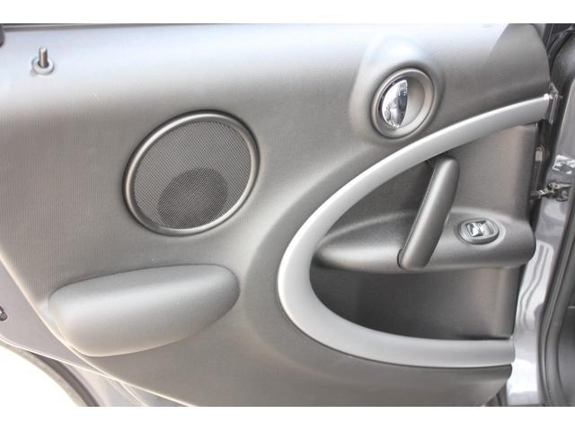 クーパーD クロスオーバー パークレーン ナビゲーションパッケージ  禁煙車 フルセグ バックカメラ 専用18インチAW  スポーツボタン ハーフレザー シートヒーター レインセンサー 特別仕様車(23枚目)