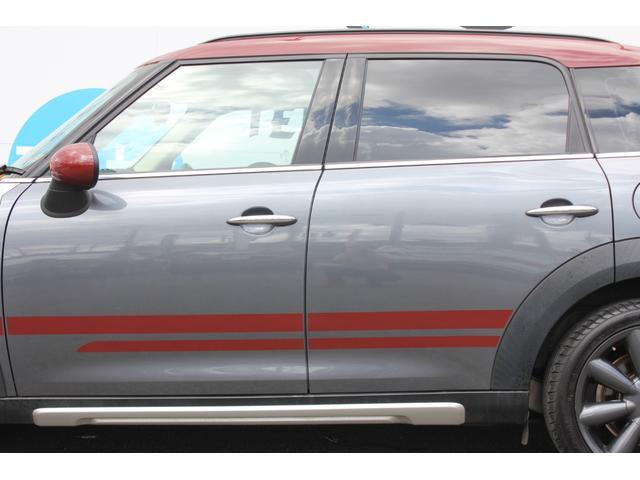 クーパーD クロスオーバー パークレーン ナビゲーションパッケージ  禁煙車 フルセグ バックカメラ 専用18インチAW  スポーツボタン ハーフレザー シートヒーター レインセンサー 特別仕様車(35枚目)