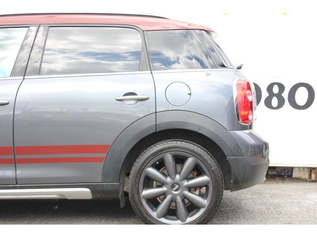 クーパーD クロスオーバー パークレーン ナビゲーションパッケージ  禁煙車 フルセグ バックカメラ 専用18インチAW  スポーツボタン ハーフレザー シートヒーター レインセンサー 特別仕様車(36枚目)
