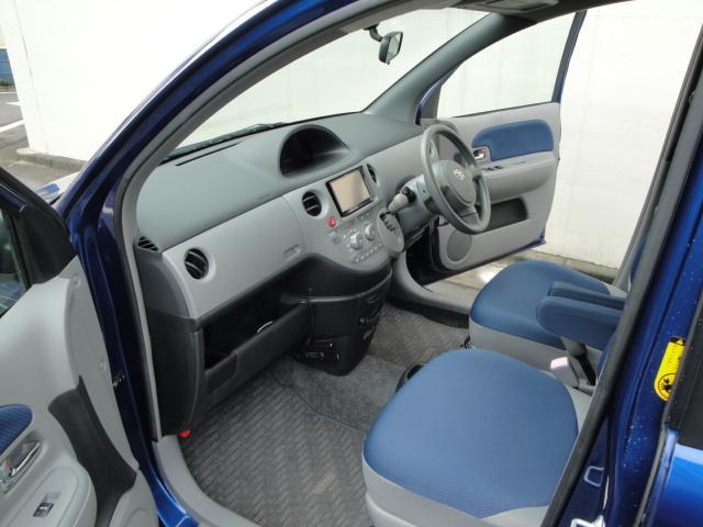 トヨタ シエンタ G SDナビ 地デジ ETC 電動スライド HID 14AW