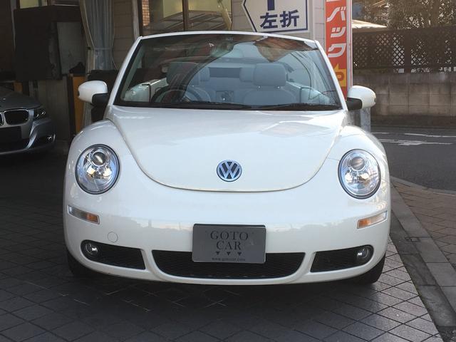 「フォルクスワーゲン」「VW ニュービートルカブリオレ」「オープンカー」「東京都」の中古車2