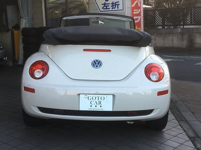 「フォルクスワーゲン」「VW ニュービートルカブリオレ」「オープンカー」「東京都」の中古車3