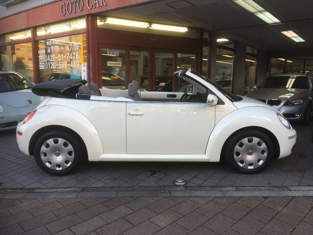 「フォルクスワーゲン」「VW ニュービートルカブリオレ」「オープンカー」「東京都」の中古車4