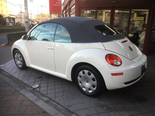 「フォルクスワーゲン」「VW ニュービートルカブリオレ」「オープンカー」「東京都」の中古車9