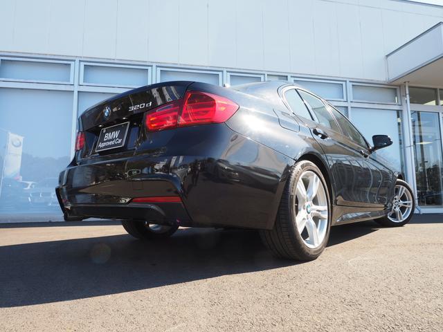 BMW BMW 320d Mスポーツ シートH パドルシフト 1オーナー