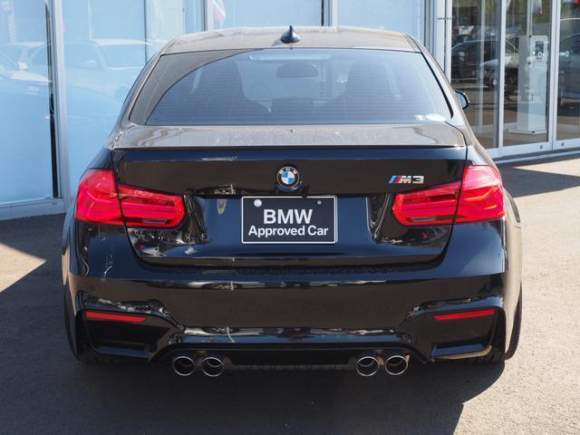 BMW BMW M3 弊社下取 19AW LEDライト 黒革 ヘッドアップD