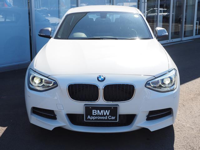 BMW BMW M135i 3000cc6気筒18AWパドルシフト1オーナー