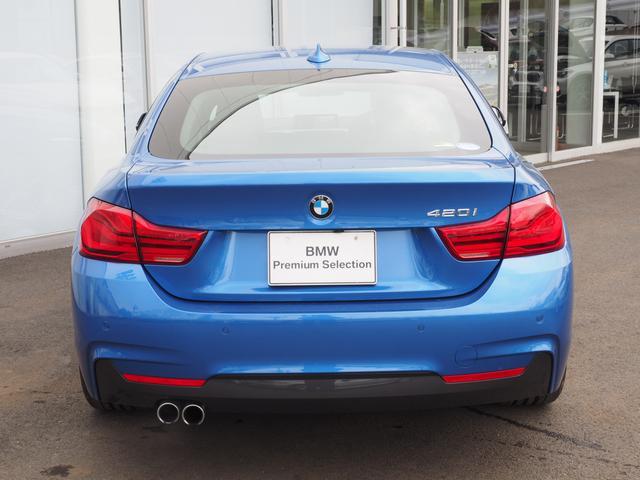 BMW BMW 420iグランクーペ Mスポーツ ACC 弊社デモカー