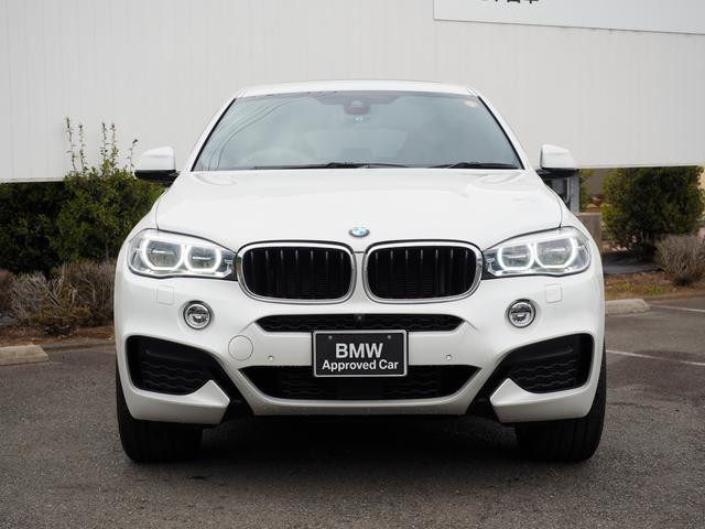 BMW BMW X6 xDrive 35i Mスポーツ ACC サンルーフ LED