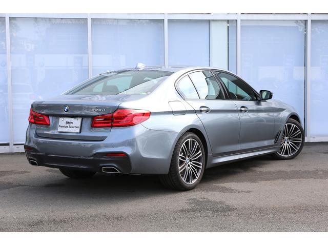 BMW BMW 523d Mスポーツイノベーション・ACC・全方位カメラ