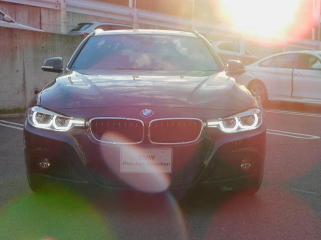 BMW BMW 320iツーリング Mスポーツ ACC シートヒーター
