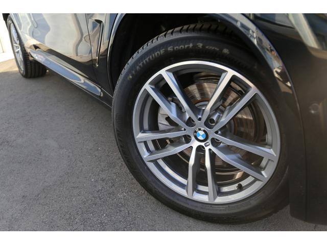 BMW BMW X3 xDrive 20d Mスポーツ ハイライン 黒革シート