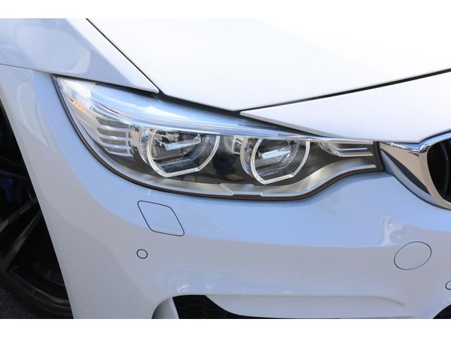 M4クーペオレンジ革LEDライト2018年製ナビ認定中古車(6枚目)