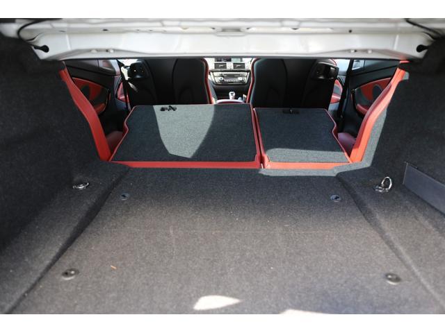 M4クーペオレンジ革LEDライト2018年製ナビ認定中古車(20枚目)