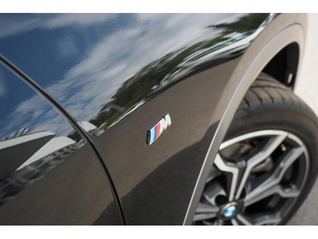 xDrive 20i MスポーツX 弊社デモカー 黒革シート(10枚目)
