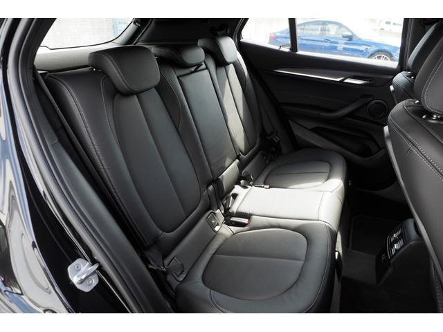xDrive 20i MスポーツX 弊社デモカー 黒革シート(18枚目)