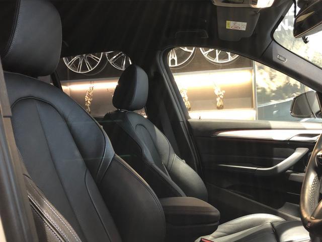 xDrive 18d Mスポーツハイラインパッケージ 18AW バックカメラ 前後センサー ACC 黒革電動シート シートヒーター コンフォートアクセス オートトランク ヘッドアップディスプレイ LEDヘッドライト 純正前後ドライブレコーダー(10枚目)