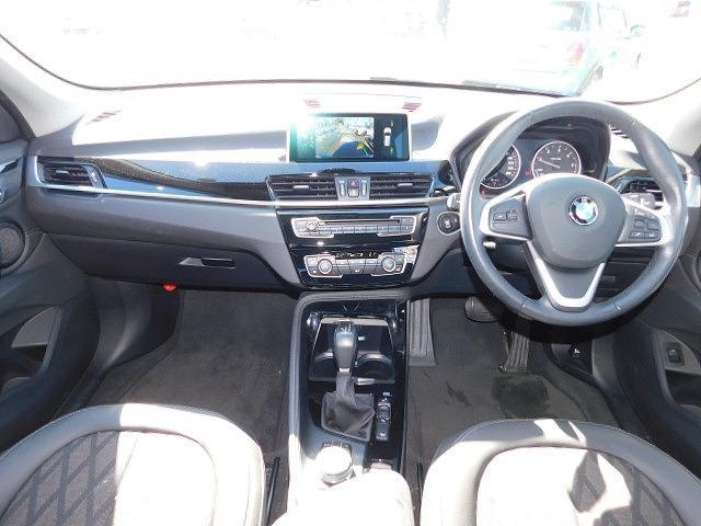 xDrive 18d xライン 18AW コンフォートアクセス オートトランク LEDヘッドライト バックカメラ 前後センサー パーキングアシスト インテリジェントセーフティ(8枚目)