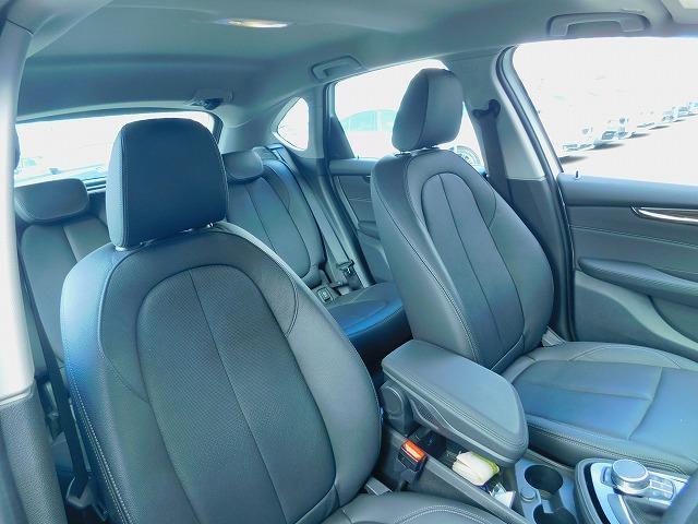218dアクティブツアラー ラグジュアリー 黒革電動シート LEDヘッドライト 17インチアロイホイール SOS ミラーETCBカメラ 前車追従クルコン 前後センサー ヘッドアップディスプレイ USB シートヒーター BT オートトランク(47枚目)