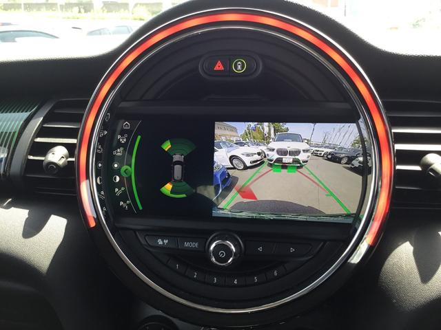 クーパーS 60イヤーズエディション 17AW 60周年限定車 前車追従クルコン 茶革スポーツシート LEDヘッドライト コンフォートアクセス シートヒーター バックカメラ 前後センサー パドルシフト インテリジェントセーフティ(11枚目)
