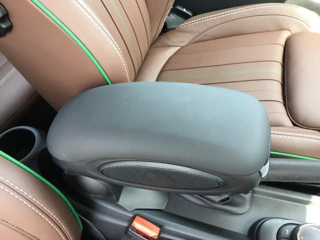 クーパーS 60イヤーズエディション 17AW 60周年限定車 前車追従クルコン 茶革スポーツシート LEDヘッドライト コンフォートアクセス シートヒーター バックカメラ 前後センサー パドルシフト インテリジェントセーフティ(17枚目)