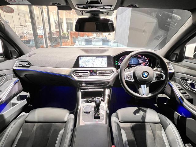 320i Mスポーツ コンフォートパッケージ LEDライト 18インチAW ハーフレザー電動シート シートヒーター 前後センサー バックカメラ オートトランク コンフォートアクセス Bluetooth 前車追従機能(14枚目)