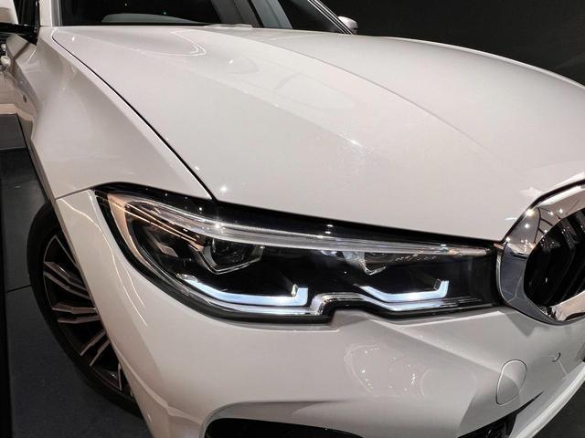 320i Mスポーツ コンフォートパッケージ LEDライト 18インチAW ハーフレザー電動シート シートヒーター 前後センサー バックカメラ オートトランク コンフォートアクセス Bluetooth 前車追従機能(35枚目)