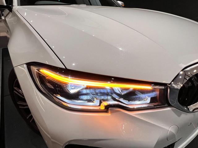320i Mスポーツ コンフォートパッケージ LEDライト 18インチAW ハーフレザー電動シート シートヒーター 前後センサー バックカメラ オートトランク コンフォートアクセス Bluetooth 前車追従機能(37枚目)