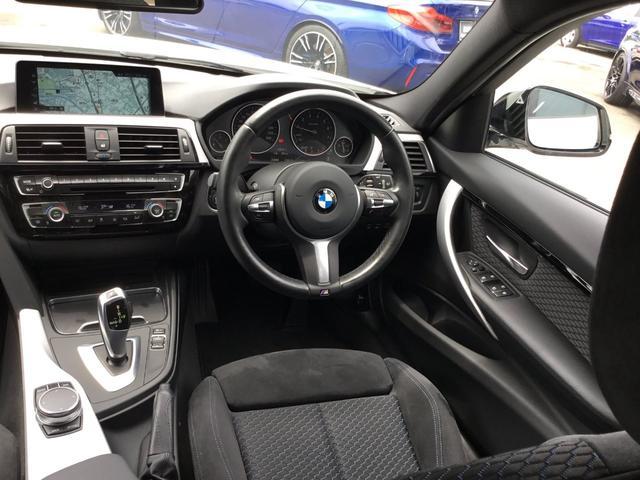 318iツーリング Mスポーツ LCIモデル オートトランク バックカメラ 後方センサー コンフォートアクセス Bluetooth 車線変更警告 18インチAW LEDヘッドライト ミラーETC スポーツ電動シート SOSコール(9枚目)