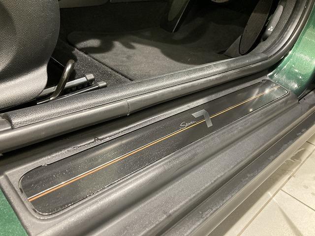 クーパーSD セブン ハーフレザーシート17インチアロイホイールLEDヘッドライトAUX/USBアイドリングストップ音楽ライブラリ後方障害物センサーブルートゥースバックカメラ(34枚目)