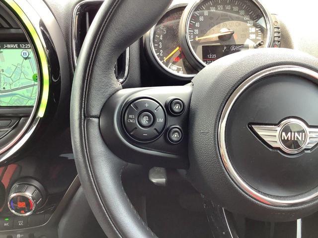 クーパーD クロスオーバー ペッパーパッケージ 前車追従機能 バックカメラ 後方センサー LEDヘッドライト 18インチAW コンフォートアクセス オートトランク Bluetooth ブラックミラーキャップ ミラーETC(12枚目)