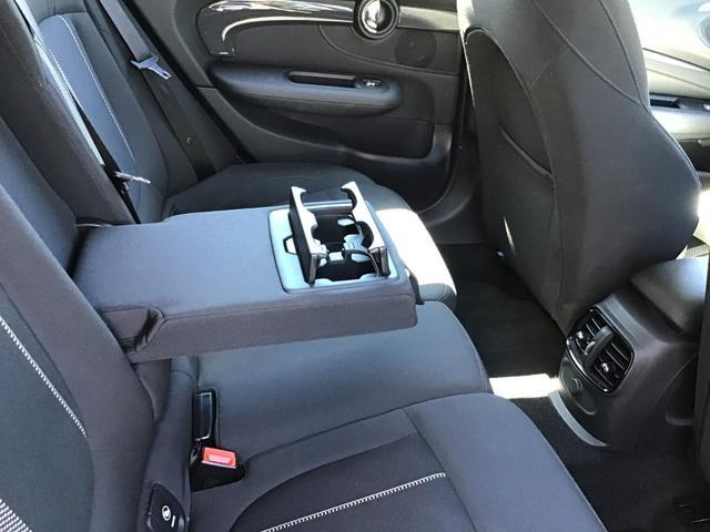 クーパーS クラブマン 17AW バックカメラ リアセンサー コンフォートアクセス LEDヘッドライト ミラーETC クルコン ペッパーPKG(19枚目)