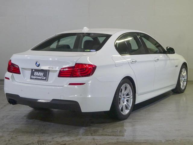BMW BMW 523i Mスポーツパッケージ・ナビ・地デジ・カメラ・PDC