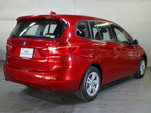 BMW BMW 218iグランツアラー プラス コンフォートPKG