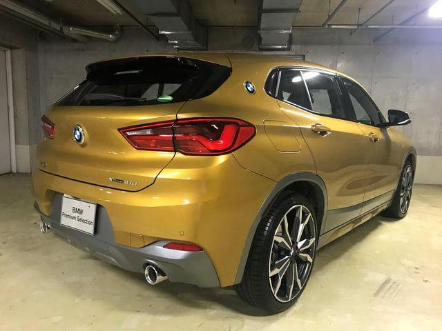 xDrive 18d MスポX黒革20AWサンルーフACC(4枚目)