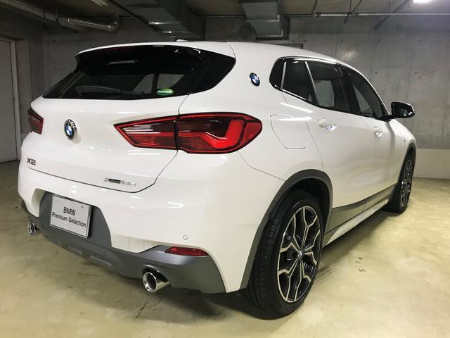 xDrive 18d MスポーツXモカ革ハイラインデモ車(4枚目)